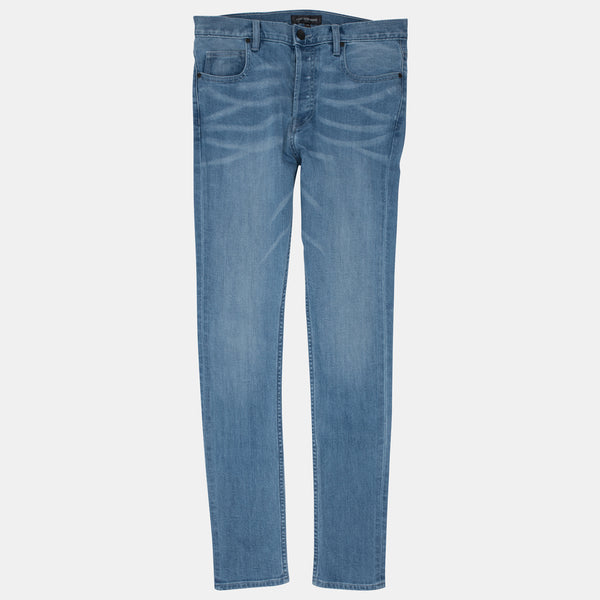 Mens Skinny / Light Indigo Blue