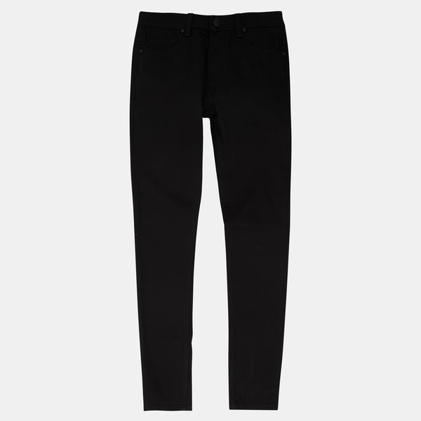Womens High Rise Skinny / Jet Black