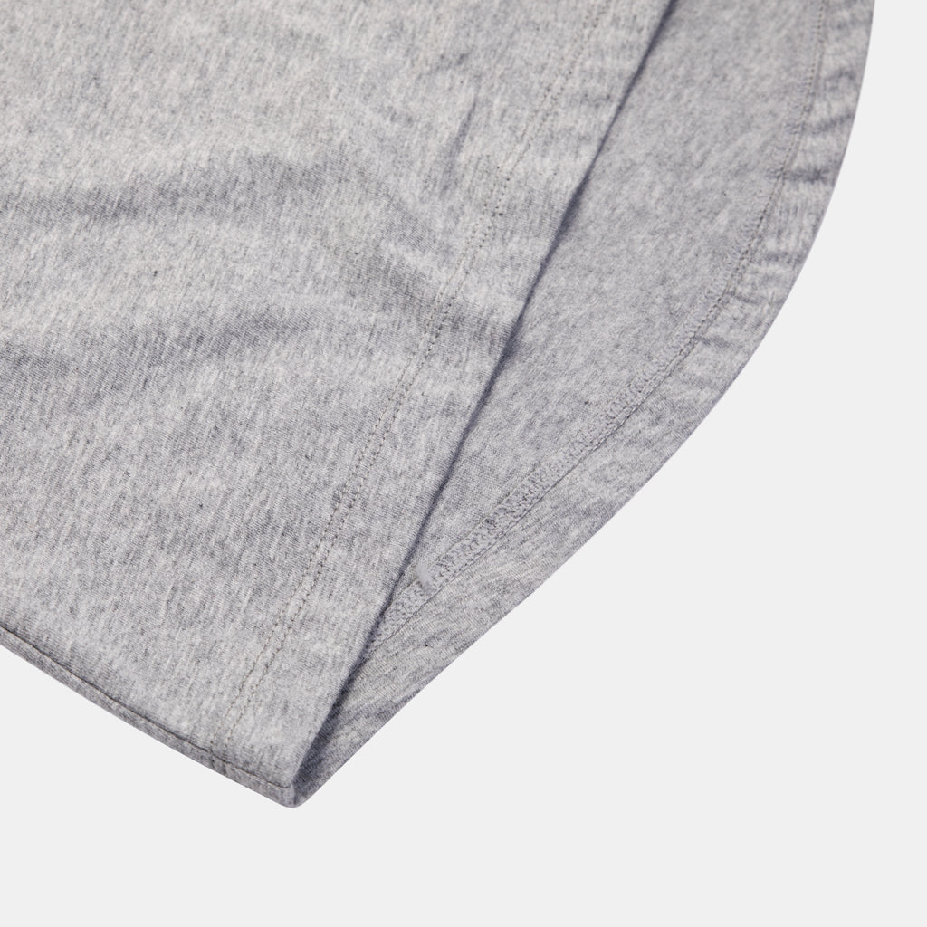 Round Neck T-shirt Grey Misty