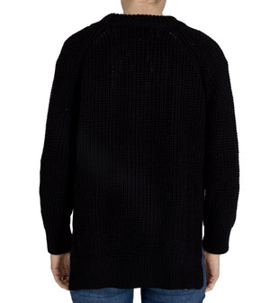 Knit Jumper Black