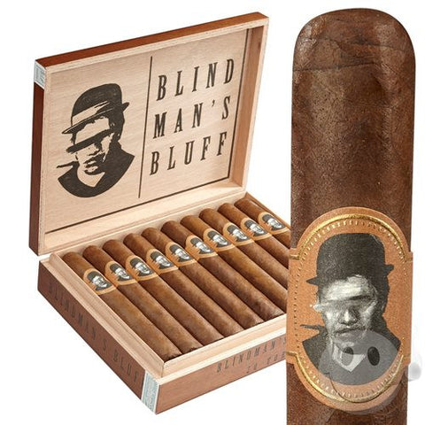 Caldwell Cigars Blind Mans Bluff Robusto