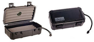 Cigar Caddy Travel Humidor 10ct