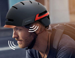 livall smart helmet bluetooth