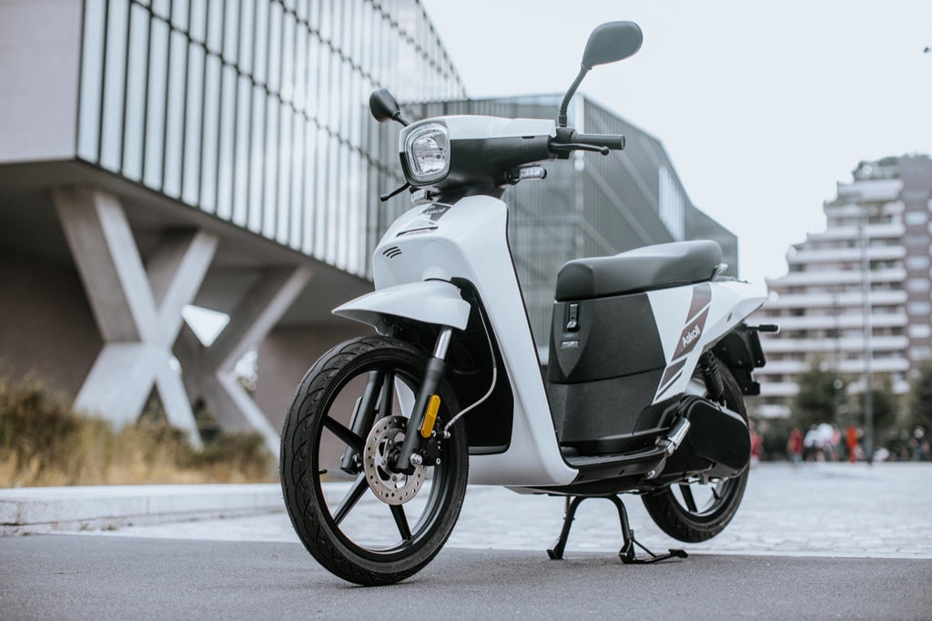 Scooter électrique Askoll NGS2 blanc