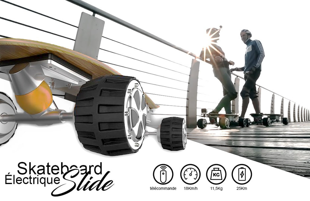 skateboard electrique airwheel m3 banniere