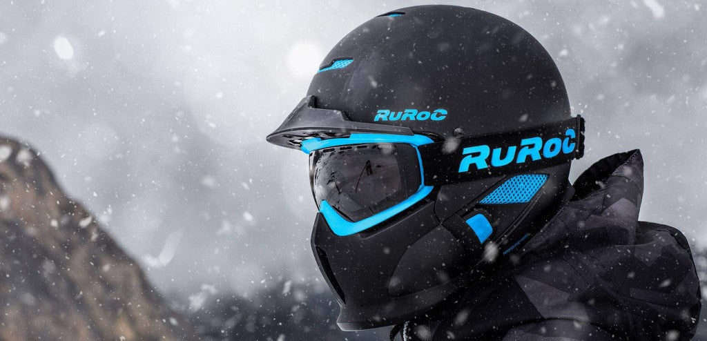 casque ruroc rg1 dx black ice banniere