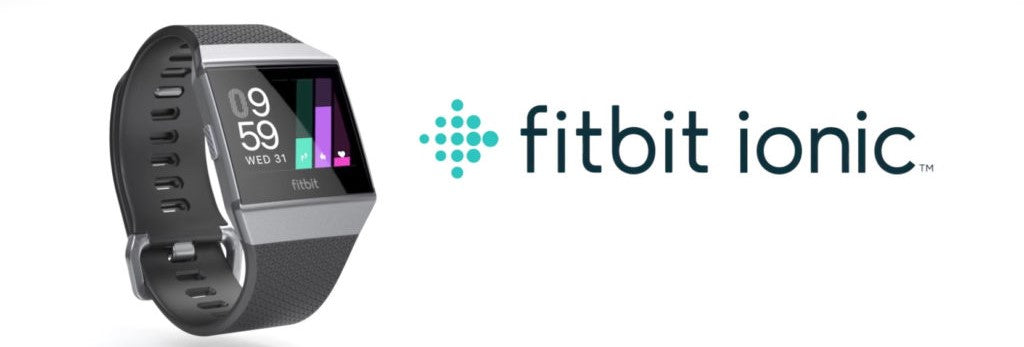 fitbit ionic banniere