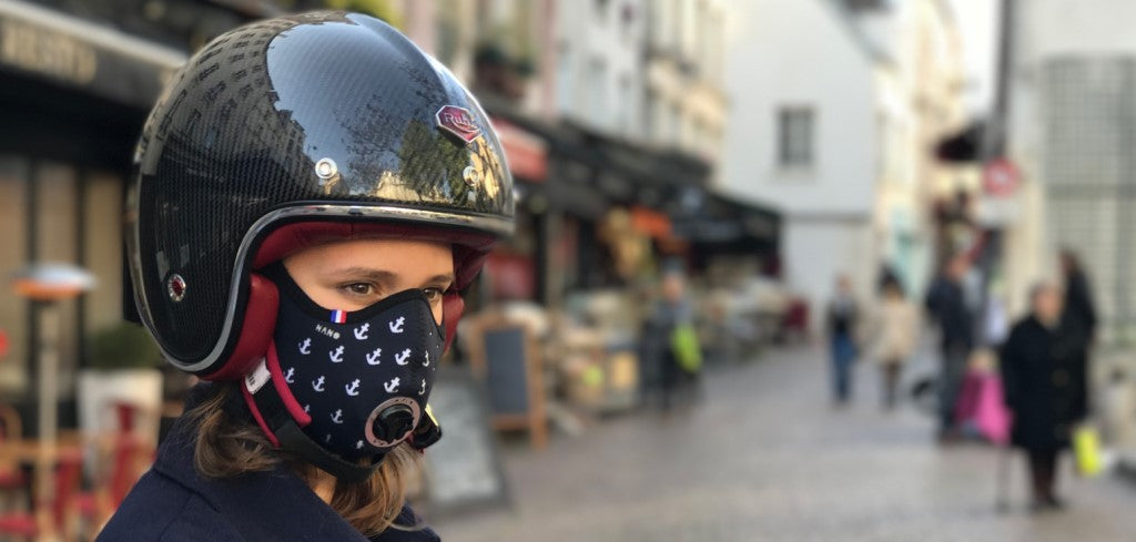 masque anti pollution r pur nano banniere