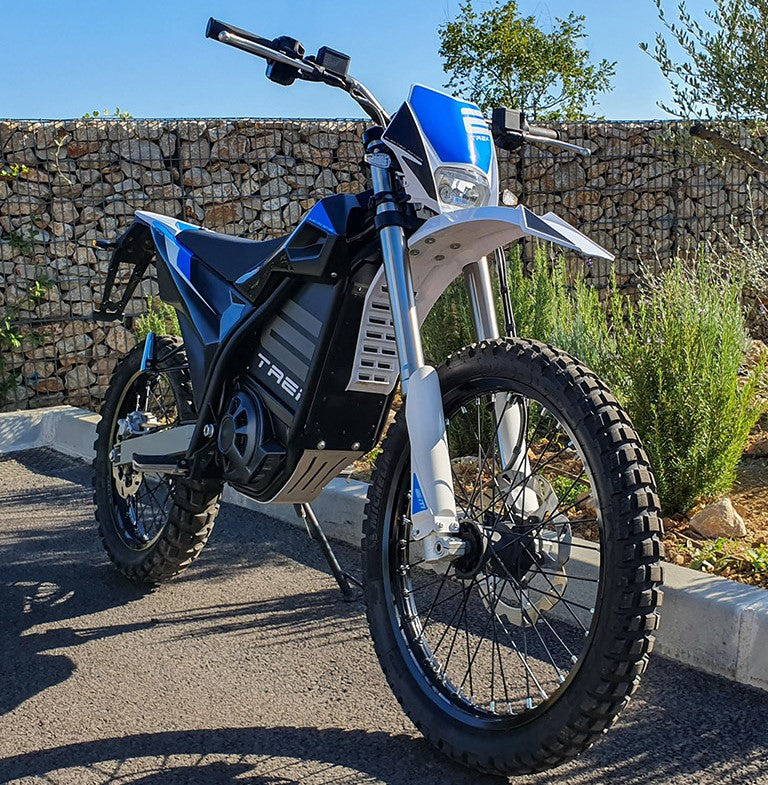 moto cross electrique electric motion etrek competition