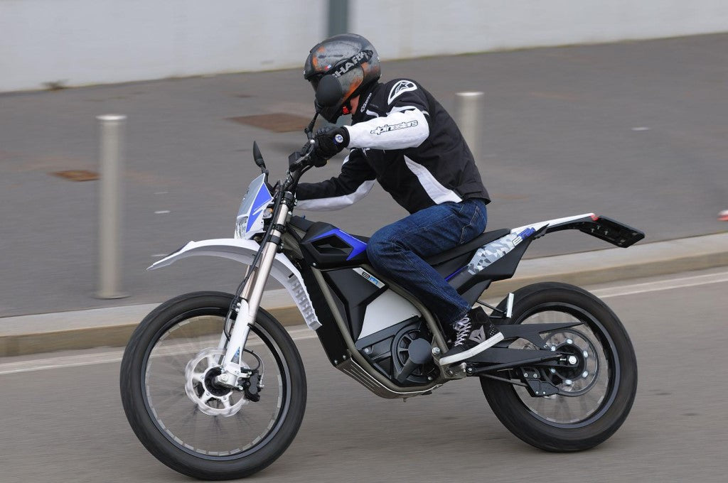 moto electrique cross electric motion etrek avis test