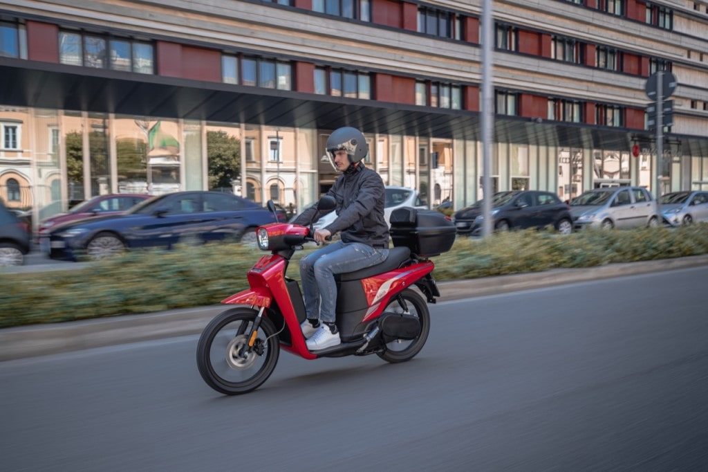 scooter electrique askoll ngs1 test route