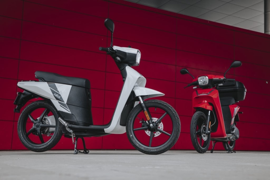 scooter electrique askoll ngs collection