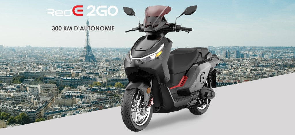 scooter electrique rede 2go paris
