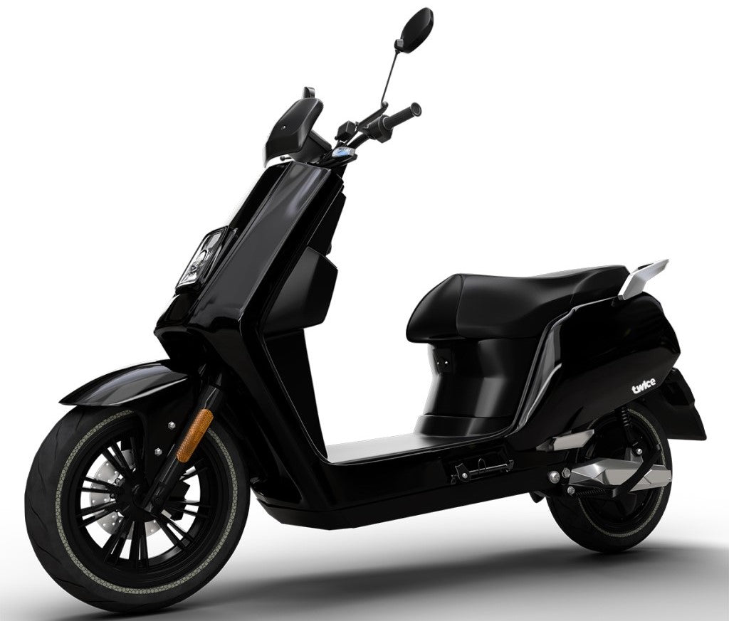 e scooter twice road 2020
