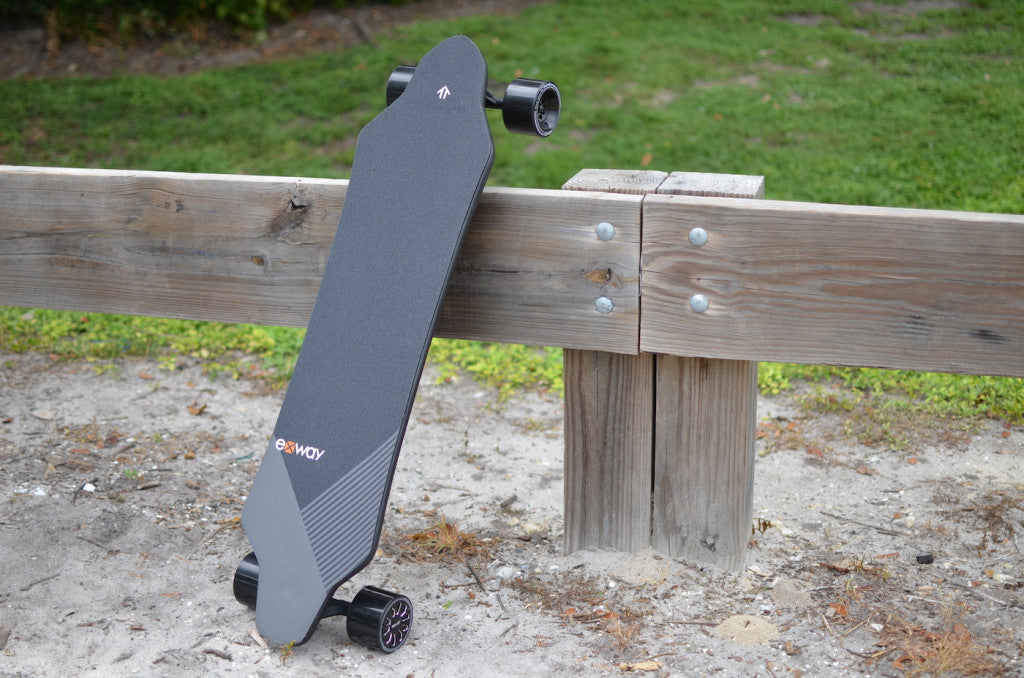 skateboard electrique exway x1 pro 11 test