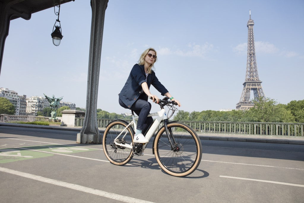 velo electrique mad in france paris