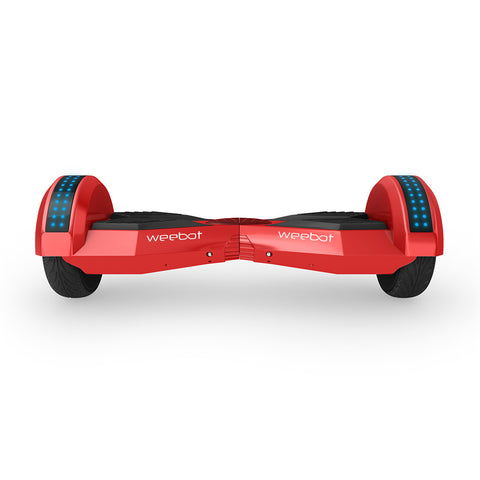 Hoverboard Wave Rouge LED Bluetooth ♬ Musique 8 Pouces - Weebot