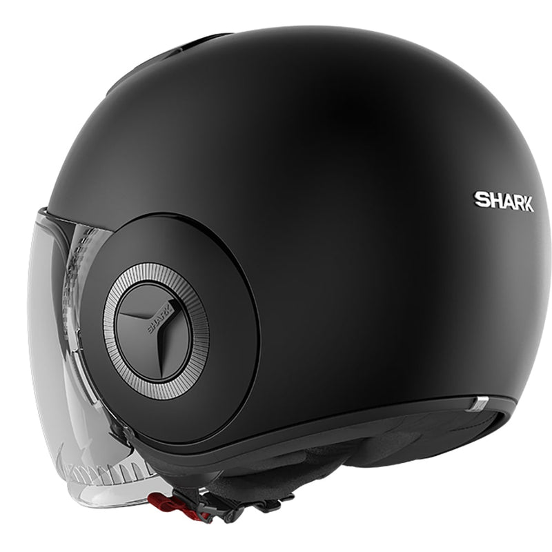 Casque Shark nano BLANK MAT moto scooter