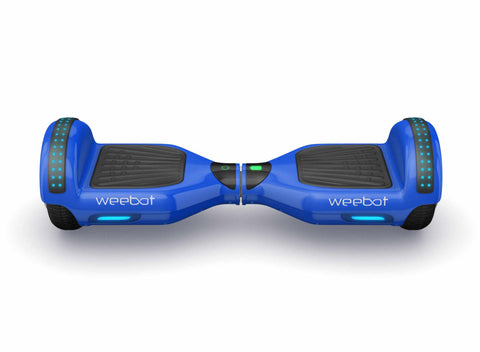 Hoverboard Light Bleu LED Bluetooth ♬ Musique 6,5 Pouces - Weebot