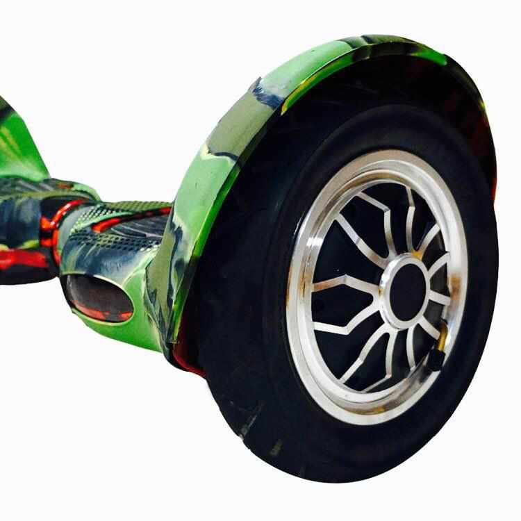 Housse silicon e coque de protection hoverboard 10 pouces for Housse pour hoverboard