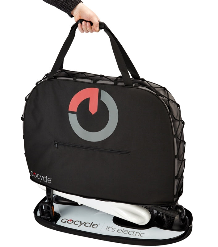 Station Accueil Portable velo Gocycle housse protection