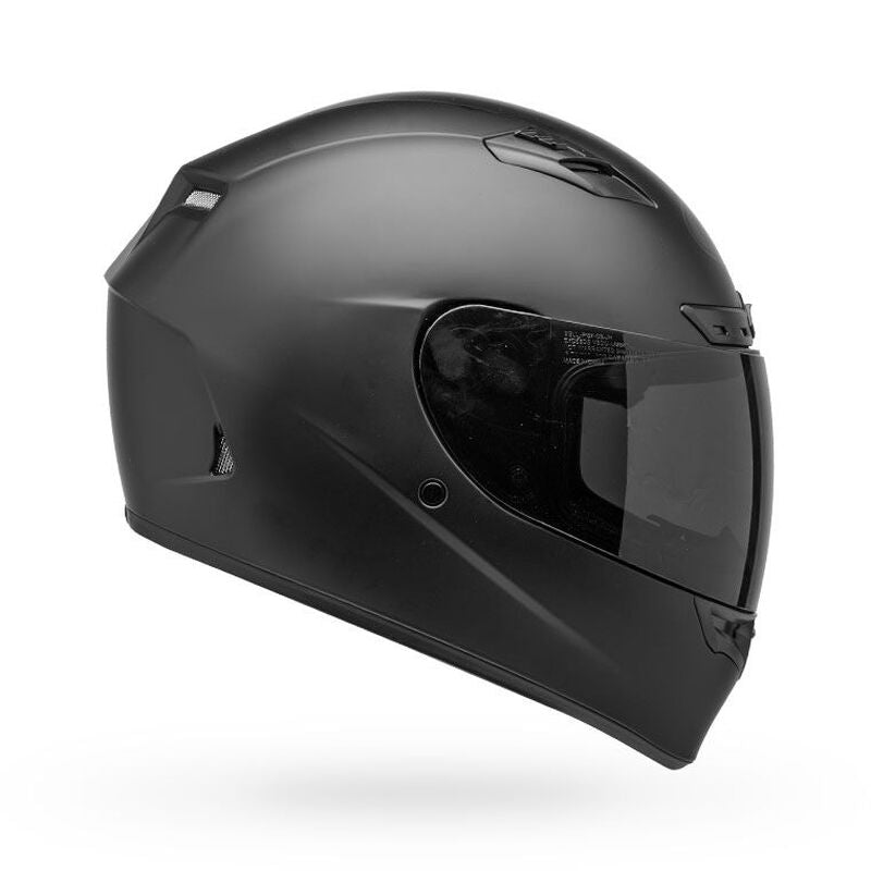 Casque Bell qualifier dlx blackout matte black