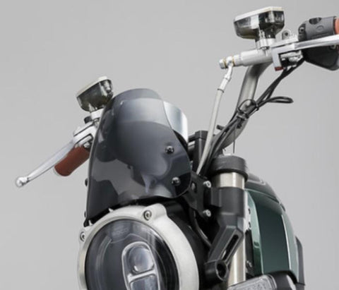 bulle saute vent super soco tc moto electrique france
