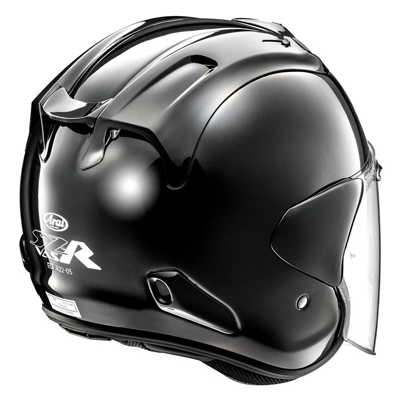 casque arai szr vas diamond black arriere