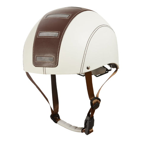 casque halo cream chocolate velo electrique france