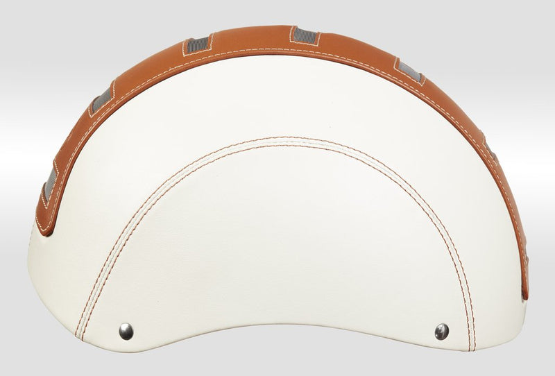 casque halo cream toffee profil