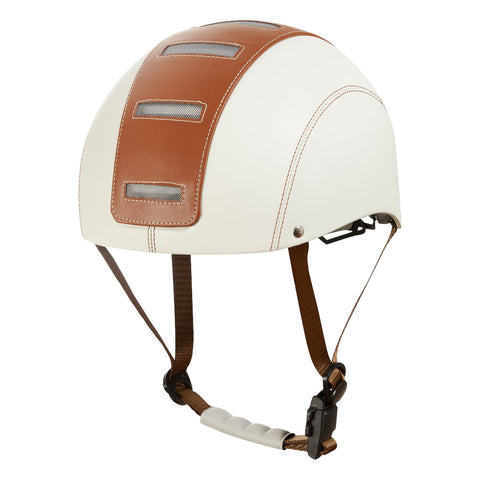 casque halo cream toffee velo electrique france