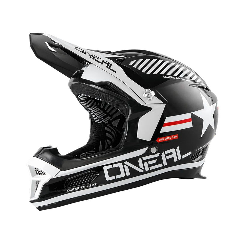 casque integral O Neal Fury RL Helmet afterburner