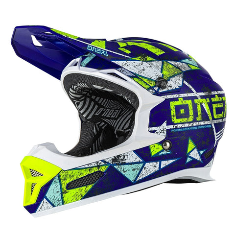 casque integral O Neal Fury RL Helmet zen blue