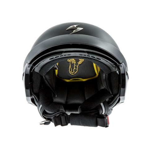 casque moto scorpion exo 100 rembourrage