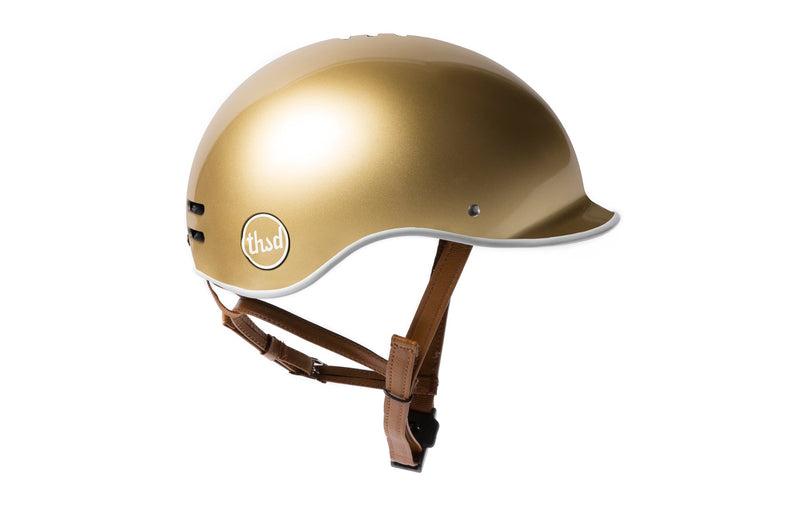 casque thousand Premium gold mentonniere