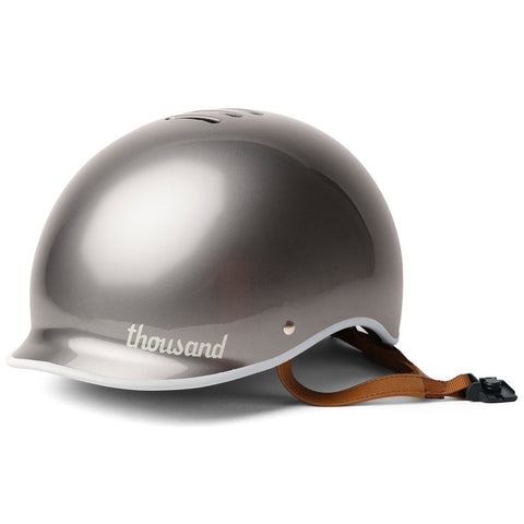 casque thousand metallic titanium france