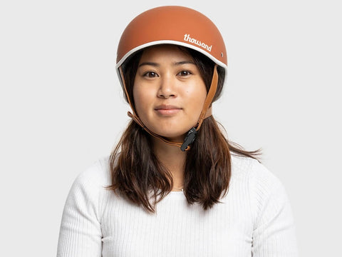 casque thousand terra cotta femme