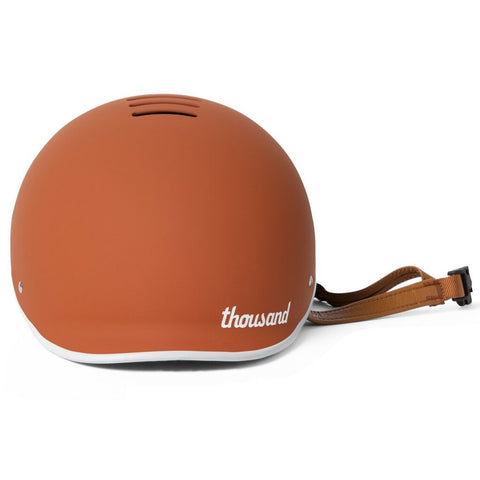 casque thousand terra cotta lanniere cuir vegetal
