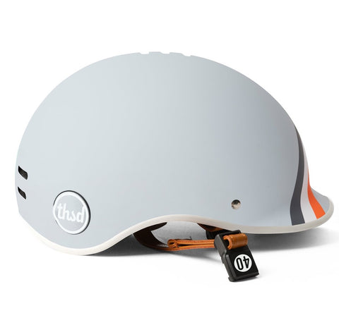 casque thousand velo heritage gris gt stripe