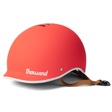 casque thousand velo heritage rouge daybreak red pas cher