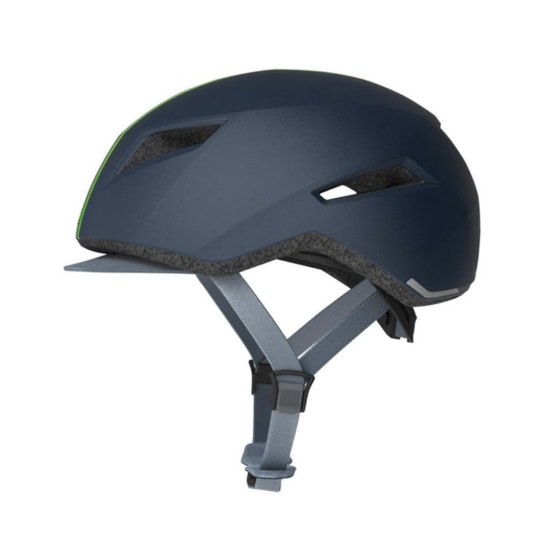 casque velo abus yadd i streak blue protection pas cher