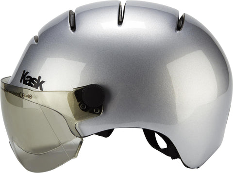 casque velo kask silver france