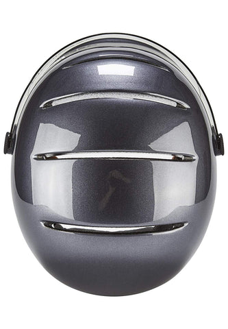 casque velo kask urban lifestyle anthracite gris aeration