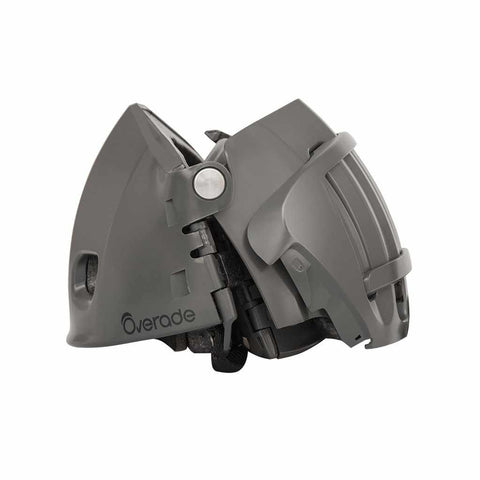 Casque Velo Pliable Overade Plixi Fit Gris