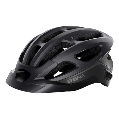 casque velo sena r1 evo matt black