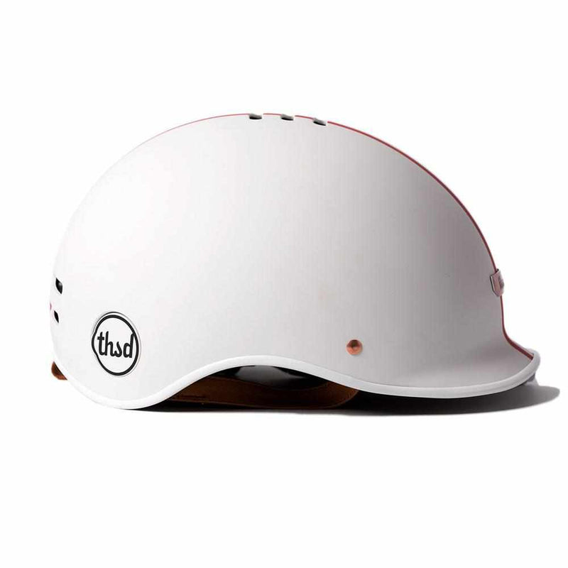 casque velo thousand epoch collection blanc speedway creme