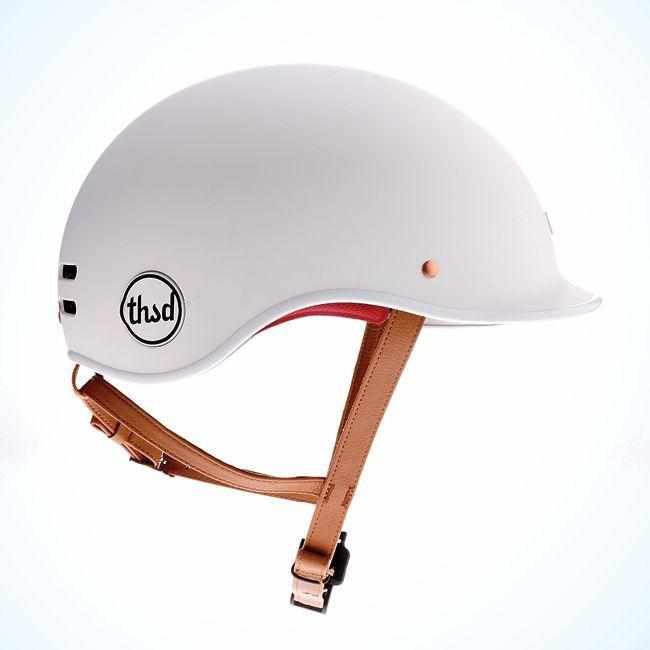 casque velo thousand epoch collection blanc speedway creme accroche