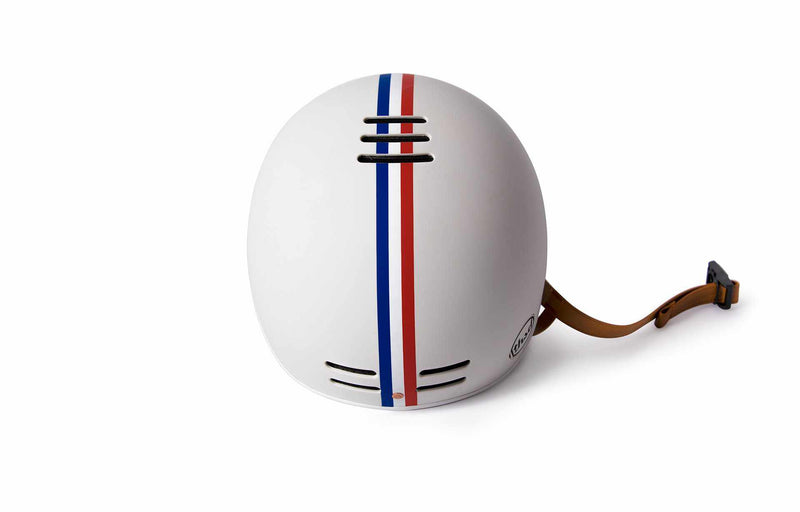 casque velo thousand epoch collection blanc speedway creme aeration