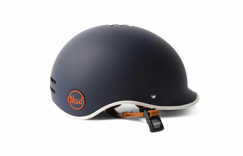 casque velo thousand heritage collection bleu navy