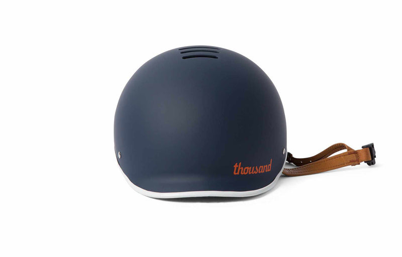 casque velo thousand heritage collection bleu navy made in usa